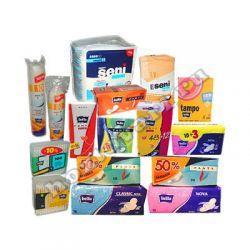Гигиена, уход, защита  и прочие изделия медицинского назначения