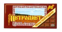 Шоколад Петродиет Люкс черный на фруктозе 100,0