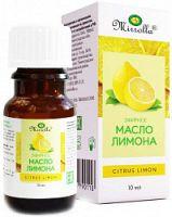 Масло Лимона эфирное Мирролла 10 мл инд уп.