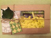 """Набор """"Подарки для здоровья"""" №6(батончики мюсли, с орешками, с желе, с мед)"""