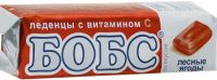 Бобс Лесные ягоды леденцы 35,0 БАД