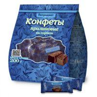 Конфеты Петродиет на сорбите пралиновые 200,0 (2)