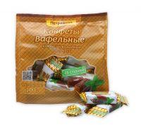 Конфеты Петродиет ваф. Какао-шоколад на фрукт. и  стевии Б/сах 100,0 (7)