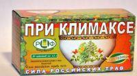 Чай Сила российских трав №16 при климаксе 1,5 №20, ф/пак.
