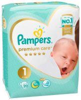 Памперс Premium Care р.1 (2-5 кг) №20
