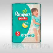 Памперс-трусики Пантс р.5 (12-18 кг) Юниор №15