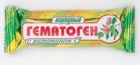 Гематоген Народный с витамином С 40,0 БАД