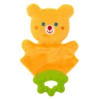 и7 ШуМякиш игрушка Мистер Тед с прорезывателем 359