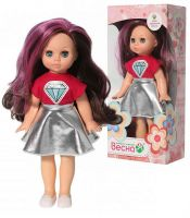 Кукла Эля яркий стиль 1 (30,5 см)  В3686 кор.
