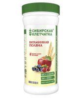 Клетчатка Сибирская Витаминная поляна 280,0 полим. банка