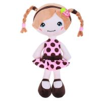 Кукла текстиль Иннес 36 см К394Т