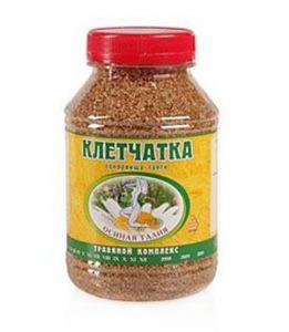 Клетчатка Пшеничная Осиная талия с травами 150,0 кор.