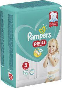 Памперс-трусики Пантс р.5 (12-17 кг) Юниор №15