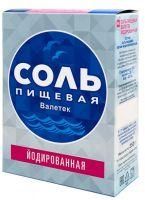 Соль Валетек Йодированная  350,0