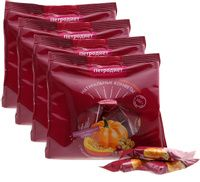 Конфеты Петродиет тыква - клюква с грецким орехом 200,0
