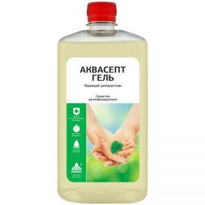 Д1 Аквасепт гель (кожный антисептик при всех вирусах) 1 литр