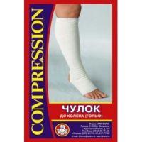 Чулок а/варикоз. III класс компрессии до колена р.4 (1шт)