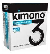 Презервативы Кимоно классические №3