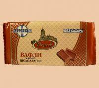 Вафли Вереск на сорбите Какао-шоколадные 105,0