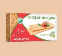 Хлебцы Молодцы. Лайт вафельные с витаминами 70,0