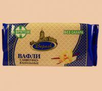 Вафли Вереск на фруктозе Сливочно-ванильные 105,0