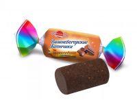 Конфеты батончики Вишневогорские Шоколадные на фруктозе 160,0 (085)