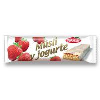 Мюсли батончик Клубника в йогурте 30,0 БАД
