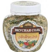 Соль Вкусная соль 7 блюд  п/банка 400,0