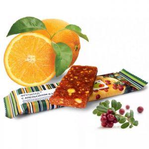 Фрутилад Апельсин + брусника на фруктозе 30,0