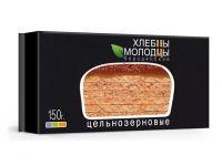 Хлебцы Молодцы цельнозерновые Бородинские  150,0