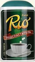 Заменитель сахара Рио Голд №1200, таб.