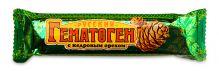Гематоген Русский 04 с кедровым орехом 40,0