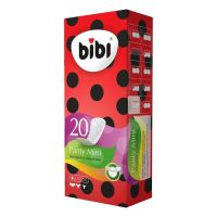 Прокладки ежедневные BiBi Panty мини (140мм) №20