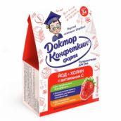 Доктор Конфеткин ФОРТЕ с Йодом и холином , др.90,0