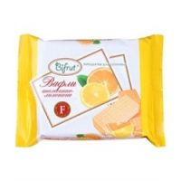 Вафли Bifrut на фрукт. Апельсино-лимонные 60,0
