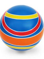 Мяч резин. 150 мм Р3-150 цв.МИКС