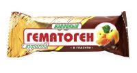 Гематоген Народный с Курагой в глазури 40,0
