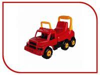 и1 Автомобиль-каталка Веселые гонки (красный) М4484