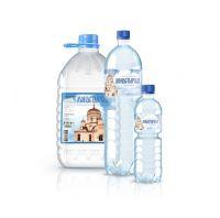 Вода Монастырская питьевая н/газ  5,0л пэт