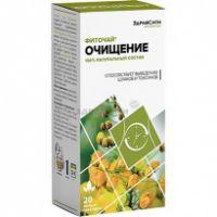 Чай Очищение (Планточист) Здравсити 2,0 №20, ф/пак. БАД