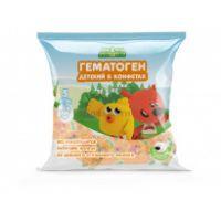 Гематоген детский Ми-Ми-Мишки Сливочный 75,0 (5 конфет) БАД