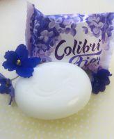Мыло Прим Соя Colibri Fiori с ароматом Сирени и маслом Ши 90,0