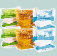 Мыло Прим Соя хозяйственное с Ароматом трав (подходит д/цветн тканей) 150,0